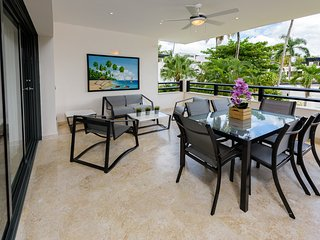 2-bedroom condo in beachfront complex (K5)