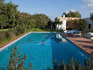 QUIET FINCA IBIZENZA in a PERFECT LOCATION