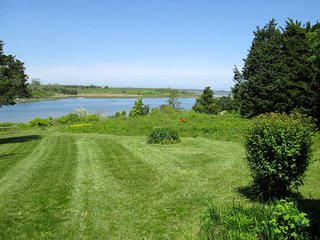 4 Acre Private Estate On the Water, Orleans