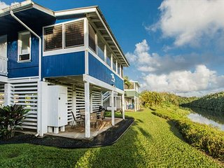 Live Your Hanalei *RiverFront* Vacation Dream!   TVNC#1022