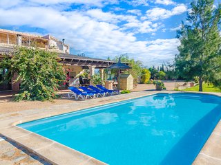 CAN POCA ROBA - Villa for 6 people in Campos