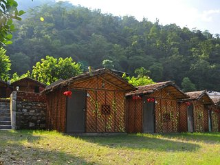 Camping Experience in Rishikesh Tapovan