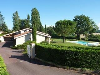 Proche Toulouse Maison dans cadre exceptionnel avec vue sur les Pyrénées, Cugnaux