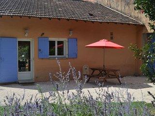 Vos vacances en Provence, Le Mas des Cigales.