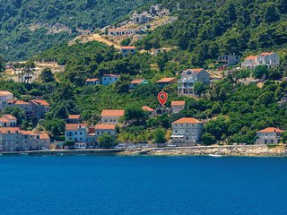Apartment in Sobra, Mljet island