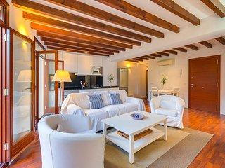 Palma Colors: Blue Apartment