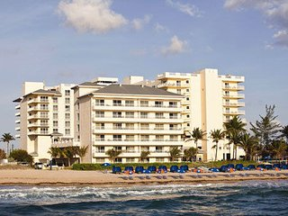 Wyndham Royal Vista 1 Bedroom Pompano Beach Rentals-Beachfront Resort