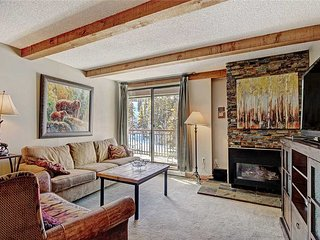 Wonderful ski-in/ski-out One Bedroom in an outstanding location!