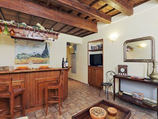 The Luxury Suite in Trastevere