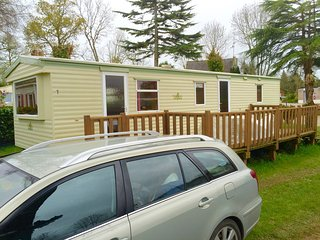 Three bedroom mobile home on a glorious well kept camp site in Southern Brittany
