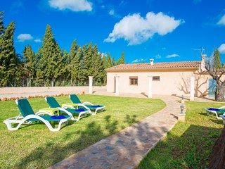 ES MITA DAVAI - Property for 6 people in Sencelles