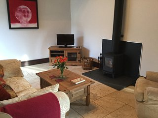 Dreamcatcher. Romantic barn for couples and pets, near Dartmoor.  Short Breaks