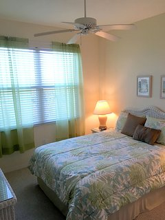 The Guest Room with queen-size bed
