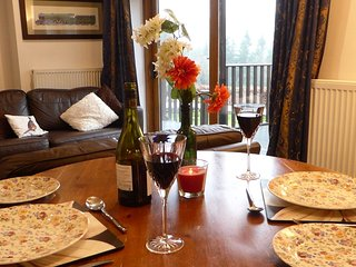 Swallows Cottage - romantic dining