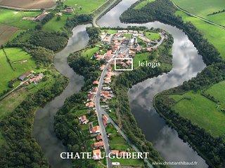 Grand gîte de charme classé 5 étoiles en Vendée