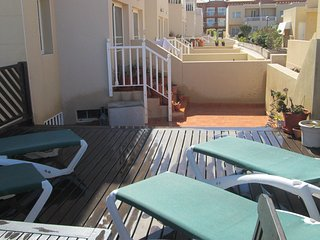 Modern townhouse just minutes walk from the town centre in Caleta de Fuste