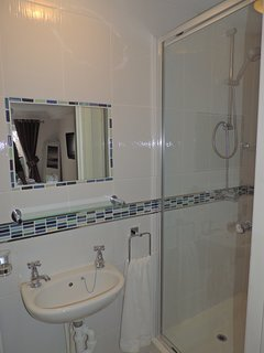 En-suite Shower Room from King Room