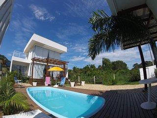 Fantastica Casa com Piscina em Bombinhas - Mariscal - SC