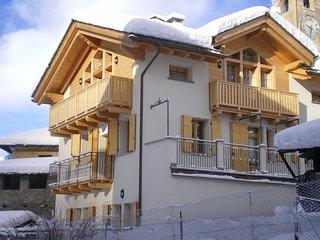 Casa Zebrusius Bormio (Valfurva) - Bepi&Piera's Suite
