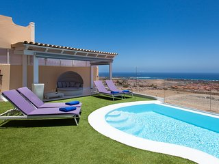 Suite Golf Caleta Abril