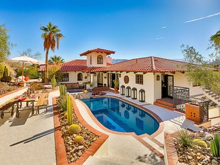 The Mesa Ridge, Sleeps 8, Palm Springs
