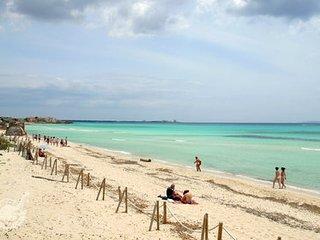 Casita en lugar tranquilo cerca de playa Ses Covetes y Es Trenc