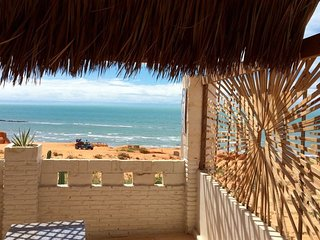 Casa Atlantic Beach com vista espetacular para o mar