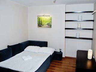 Cosy Studio / City Center / Old Town, Wroclaw