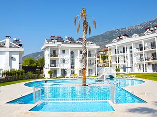 Hisar Park deluxe apartment for 6 people in Hisaronu, Ovacik