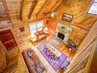 Welcome to 'A Dream Come True' cabin in Gatlinburg
