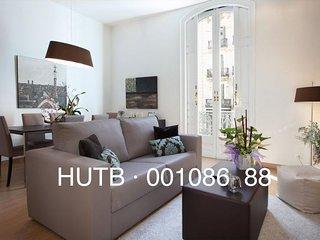 El Gran Paseo de Gracia apartment in Eixample Dre…