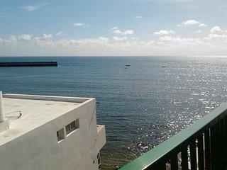 Apartamento Maritimo con balcón y vistas al mar, El Médano
