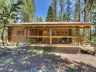 Nez Perce Ranch - Cabin 2, Darby