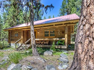 Nez Perce Ranch - Cabin 3, Darby