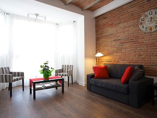 Apartment 1.1 km from the center of Barcelona with Air conditioning, Lift
