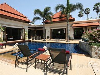 Spacious 4-Bed Family Pool Villa in Bangtao, Chalong