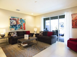 Enjoyable 3BR 3Bath resort townhouse with private splash pool from $128/night