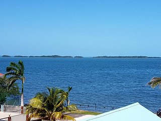 See Belize Panoramic Sea View 2 Bedroom Vacation Rental, Belize City