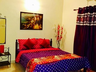 Goa Rentals 2Bhk Apartment with AC,Pool in Candolim