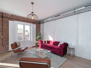 Vive Madrid, cozy & luxury experience in modern apartment from 1860
