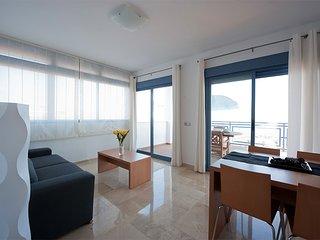 2A Superior atico apartamento con la terraza