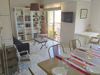 Apartment with air conditioning Nice le Piol, Niza