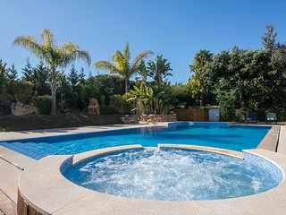 Villa Mar, a Private 5 Bedroom Villa Located Just 800 Meters From the Beach.