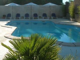Votre Maison avec piscine et parking a 3 minutes a pied du chateau de Chenonceau