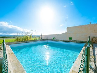 CAS DOCTOR - Villa for 8 people in Sa Casa Blanca (Palma), Sa Roqueta