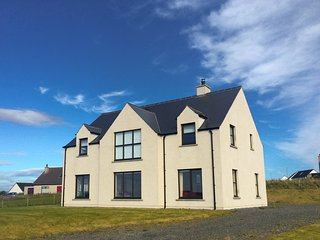 Navnløs Hus luxury self catering accommodation on the Orkney Islands