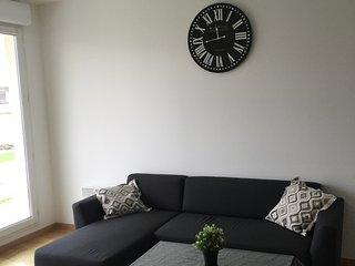 Appartement Le Havre - St Adresse 20 min à pied de la plage, Sainte-Adresse