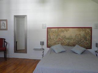 Votre Maison avec piscine et parking à 3 minutes à pied du château de Chenonceau