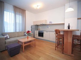 Central luxury one bedroom apartment #232, Budva