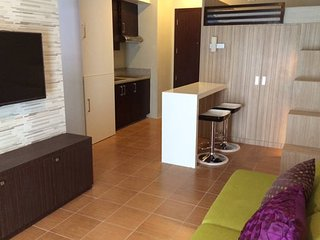 Condo studio unit, Pasig